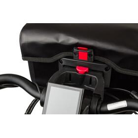 AGU Shelter Tech Handlebar Bag L, zwart